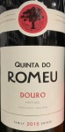 Quinta do Romeu Douro Tinto 2015 (750ml)