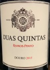 Ramos Pinto 'Duas Quinta' Red 2016(750ML)