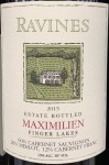 Ravines Wines Cellar Maximilien Finger Lakes 2016 (750ML)
