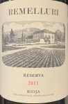 Remelluri Rioja Reserva 2011 (750ml)