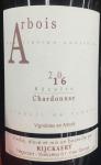 Jean Rijckaert Arbois Chardonnay 2018 (750ml)