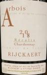 Jean Rijckaert Arbois Chardonnay 2019 (750ml)