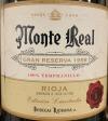 Bodegas Riojanas 'Monte Real' Gran Reserva Rioja 1998 (750ML)