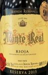 Bodegas Riojanas Rioja Reserva Monte Real 2015 (750ml)