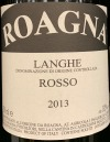 Roagna Langhe Rosso 2013 (750ml)