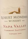 Robert Mondavi Napa Cabernet Sauvignon 2016 (750ML)
