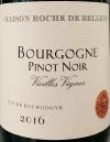 Maison Roche de Bellene Bourgogne Pinot Noir Vieilles Vignes 2016 (750ml)