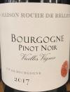 Maison Roche de Bellene Bourgogne Pinot Noir Vieilles Vignes 2017 (750ml)