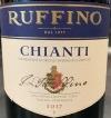 Ruffino Chianti 2017 (750ML)