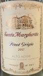 Santa Margherita Pinot Grigio Alto Adige 2017 (750ML)