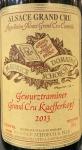 Domaine Maurice Schoech Gewurztraminer Grand Cru Kaefferkopf 2013 (750ml)