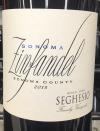 Seghesio Zinfandel Sonoma County 2017(750ML)