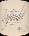 Seghesio Zinfandel Sonoma County 2018(750ML)