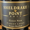 Sheldrake Point Gamay Noir Finger Lakes 2017 (750ML)
