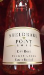 Sheldrake Point Winery Finger Lakes Dry Rose 2019 (750ML)