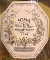Francis Coppola 'Sofia' Monterey County Blanc de blancs (750ML)