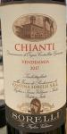 Sorelli Chianti 2017 (750ml)