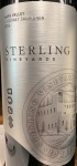 Sterling Vineyards Napa Valley Cabernet Sauvignon 2016 (750ML)