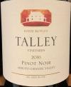 Talley Vineyards Estate Arroyo Grande Valley Pinot Noir 2016 (750ml)