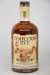 Templeton Rye 4 years  Whiskey SM Batch
