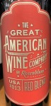 Rosenblum The Great American Wine Company Red Blend (750ML)