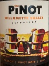 The Pinot Situation Willamette Valley Pinot Noir 2017 (750ml)