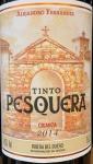 Tinto Pesquera Crianza Ribera del Duero 2014 (750ml)