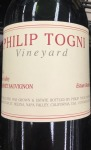 Philip Togni Cabernet Sauvignon Napa Valley 2014  (750ML)