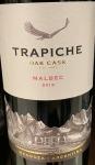 Trapiche 'Oak Cask' Malbec Mendoza 2018 (750ML)