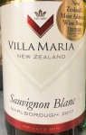 Villa Maria 'Private Bin' Sauvignon Blanc Marlborough 2017 (750ml)