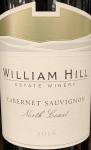 William Hill Cabernet Sauvignon North Coast 2018 (750ml)