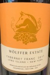 Wolffer Estate Cabernet Franc 2017 (750ML)