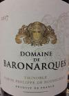 Domaine de Baronarques Limoux Blanc Le Chardonnay 2017 (750ml)