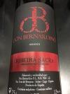 Bodegas Don Bernardino 'Amandi' Mencia Crianza Ribeira Sacra 2015 (750ml)