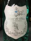Blanc de Bleu Brut Cuvee NV (.750L)