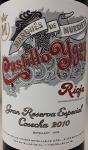 Marques de Murrieta Castillo Ygay Rioja Gran Reserva Red 2010 (750ML)