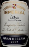CVNE 'Imperial' Gran Reserva Rioja 2007 (1.5L)