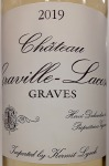 Chateau Graville Lacoste Graves Blanc 2019 (750ml)