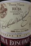 Lopez de Heredia Vina Bosconia Reserva Rioja 2007 (750ml)