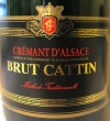 Domaine Joseph Cattin Cremant d'Alsace Brut NV (750ml)