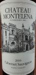 Chateau Montelena Napa Valley Cabernet Sauvignon 2016 (750ML)