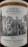 Chateau Montelena Estate Napa Valley Cabernet Sauvignon 2015 (750ML)