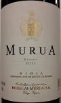 Murua Reserva Rioja 2011 (750ML)