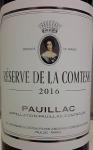 Reserve de La Comtesse Pauillac 2016 (750ml)