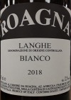 Roagna Langhe Bianco 2018 (750ml)
