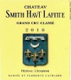 Chateau Smith Haut Lafitte Rouge 2018 (Pre-Arrival) (750ml)