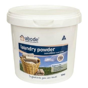 Abode Laundry Powder Sensitive 5kg