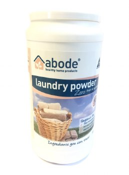 Abode Laundry Powder Sensitive1kg Zero