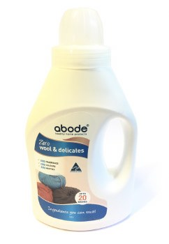 Abode Wool Wash Zero 1L Sensitive