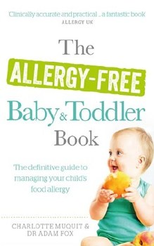 Allergy-Free Baby and Toddler Book